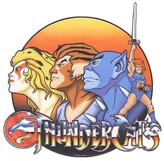 Thundercats on He Man